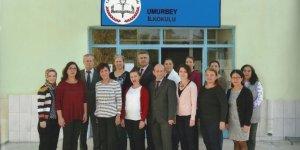 Umurbey İlkokulu'ndan Erasmus projesi