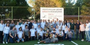 Türkiye Drone Şampiyonası Arsuz etabı tamamlandı