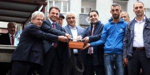 Halil İbrahim Atmaca Kültür Merkezi'nin temeli törenle atıldı