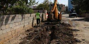 Siirt'te eskiyen içme suyu hatları yenileniyor
