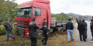 Giresun'da trafik kazası: 10 yaralı