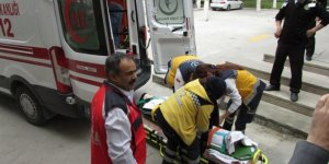 Sandıklı Devlet Hastanesinde yangın tatbikatı yapıldı