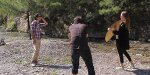 HKÜ Fotoğrafçılık Kulübü üyeleri yeni kadrajlar için Osmaniye'de