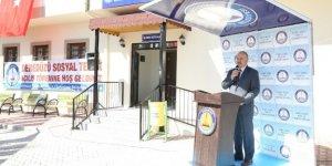 Şahinbey Belediyesi'nden deredüzü'ne sosyal tesis