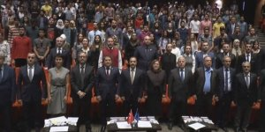 Gaziantep'te Erasmus Plus'un 30 yılın hikayesi anlatıldı