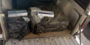 Kahramanmaraş'ta sigara kaçakçısı operasyonla yakalandı