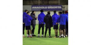 Trabzonspor, Malatyaspor maçı hazırlıklarına İhsan Derelioğlu yönetiminde başladı