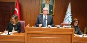 Odunpazarı Belediyesi'nin bütçesi oy çokluğu ile kabul edildi