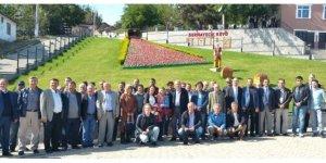 Pınarhisarlı üreticiler Altınova'yı gezdi