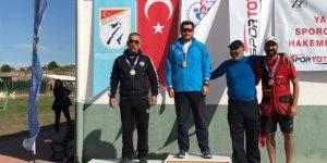Kağısporlu atıcılar Bursa'dan 4 madalya ile döndü