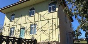 Körfez Belediyesi'nden köy camilerinde tadilat yardımı