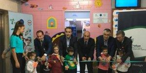 """147 bin TL bütçeli """"El Ele Geleceğe"""" projesi tamamlandı"""