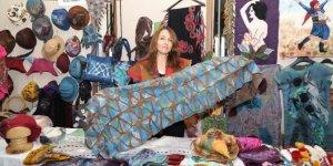 ERÜ'de geleneksel el sanatları sergisi ilgi görüyor