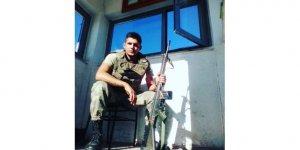 Sınır karakolunda kalp krizi geçiren asker hayatını kaybetti