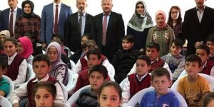 Kaymakam Murat Duru'dan okul ziyareti