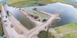 Kaz gölü turizme kazandırılıyor