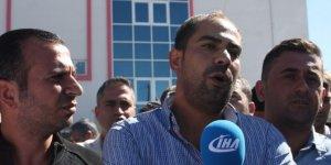 Siirt'te servis şoförleri 2 gündür kontak kapattı