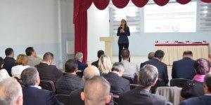 Düzce Üniversitesi Gölyaka ve Kaynaşlı'da sağlık ve çevre alanlarıyla ilgili projeleri anlattı