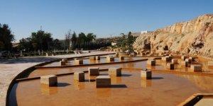 Yapımı tamamlanan terme şelale park kullanıma açıldı