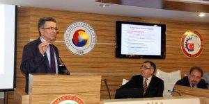 Cumhurbaşkanı Erdoğan tarafından onaylanan Rize Sağlık Külliyesi Projesi'ni STK'lara anlattı, destek istedi