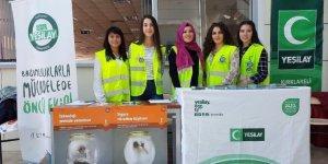 Genç Yeşilay topluluğu sağlıklı yaşamı hedefliyor