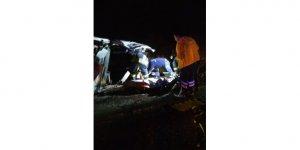 Kazada yaralanan kadın 8 gün sonra hayatını kaybetti