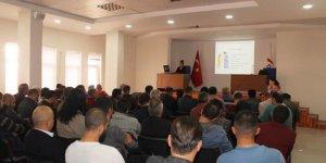 Yozgat'ta 69 yükümlüye aile ve iletişim semineri verildi