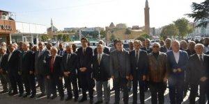Muhtarlar'dan Vali Şentürk'e ziyaret