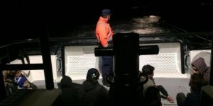 Yunanistan'a kaçmaya çalışan 24 göçmen yakalandı