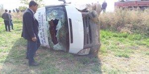 Iğdır'da Trafik kazası:10 yaralı