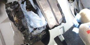 Uyuşturucu taciri karı koca 20 kilo 634 gram eroinle yakalandı