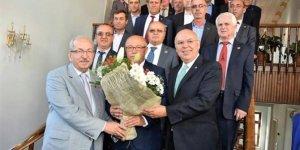 Başkan Eşkinat Süleymanpaşa muhtarlarını ağırladı