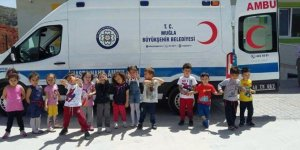 Büyükşehir Hasta Nakil Ambulansı Sayısını 11'e Çıkardı