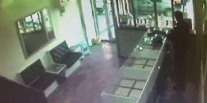Kağızman'da kuyumcu soygunu