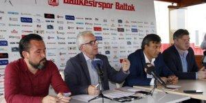 """Boncuk: """"Birileri mikser gibi Balıkesirspor'u karıştırmaya çalışıyor"""""""