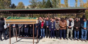 Astsubaylık sınavı için gittiği Ankara'da öldürülen genç Sivas'ta toprağa verildi