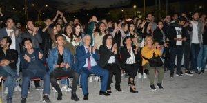 Söke'de üniversiteliler 'Hoşgeldin' etkinliğinde eğlendi