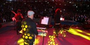 Şanlıurfa bilim şenliği konserle devam etti