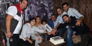 Bilecik Belediye Başkanı Selim Yağcı'dan gazetecilere sürpriz