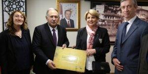 Artvin'de PTT'nin 177'nci Kuruluş Yıl Dönümü Etkinlikleri