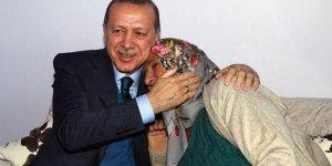 Cumhurbaşkanı Erdoğan yıllar sonra o eve yeniden gitti