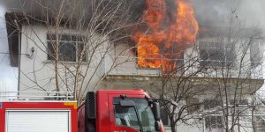 Pendik'te Korkunç Yangın