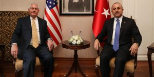 Çavuşoğlu - Tillerson Görüşmesi Sona Erdi | Neler Konuşuldu