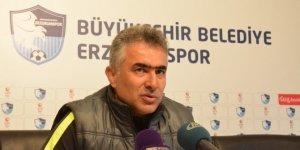 B.B. Erzurumspor - Gaziantepspor maçının ardından