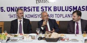 5. Üniversite-STK buluşması gerçekleşti