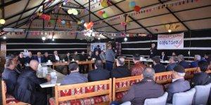 Kahta'da istişare toplantısı düzenlendi