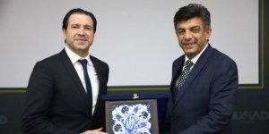 Eğitmen-Yazar Ahmet Tokeri MÜSİAD üyelerine başarılı lideri anlattı