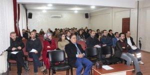 Sason'da okul müdürlerine organ bağışı semineri
