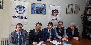 Hak-İş ile Medical Park Karadeniz arasında protokol imzalandı