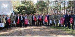 DSYMB'den Mehmetçiğe destek